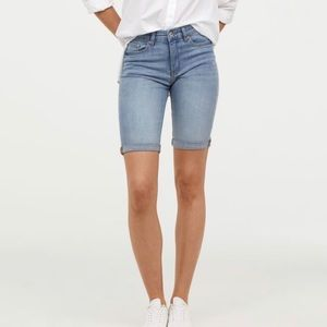 🌸2 for 30$🌸H&M denim shorts